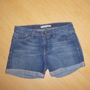 Flying Monkey Jean Shorts
